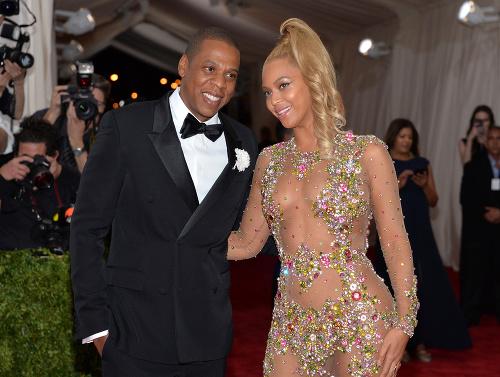 Jay Z a Beyoncé
