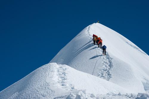 Vedec varuje: Mount Everest