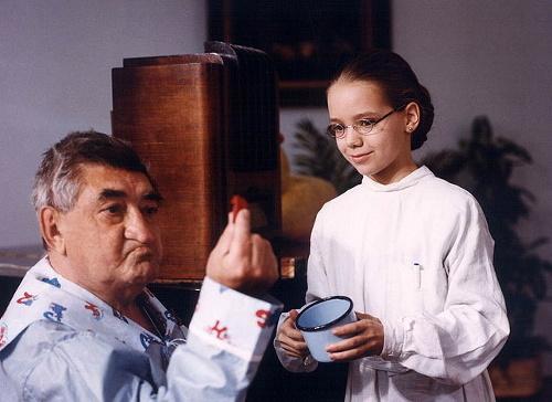 Karel Effa s Luciou