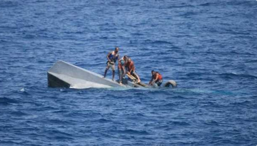 Prevrátenie lode s