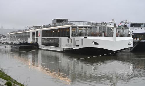 Hotelová loď Viking Sigyn