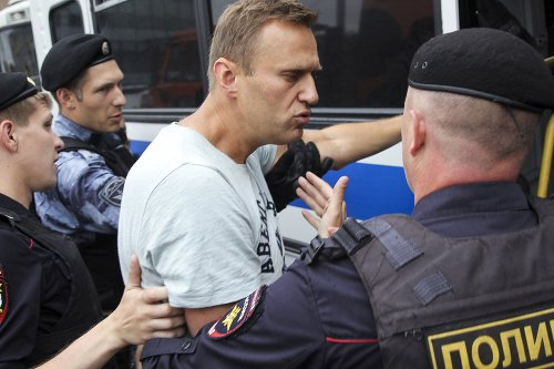Ruský novinár odhalil škandál