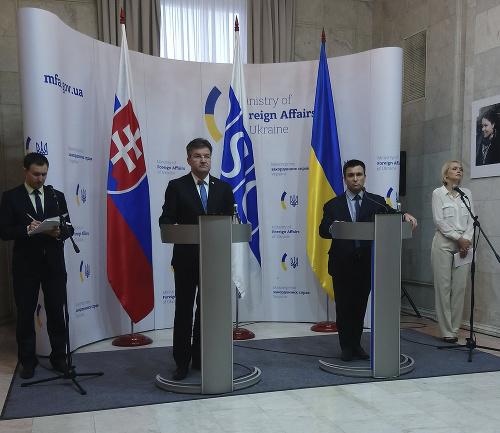 Minister Lajčák rokoval v