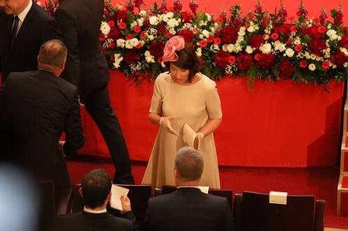 Inaugurácia Zuzany Čaputovej: Prezidentka