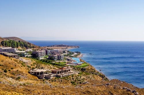 Grécky ostrov Kos.