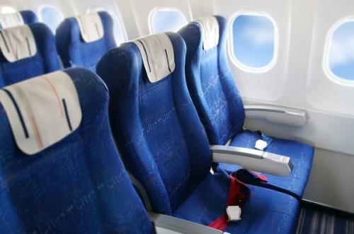 Dovolenkári v lietadle do