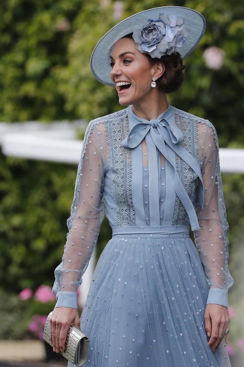 Vojvodkyňa Kate mala skvelú