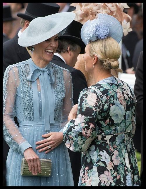 Aktuálne zábery vojvodkyne Kate