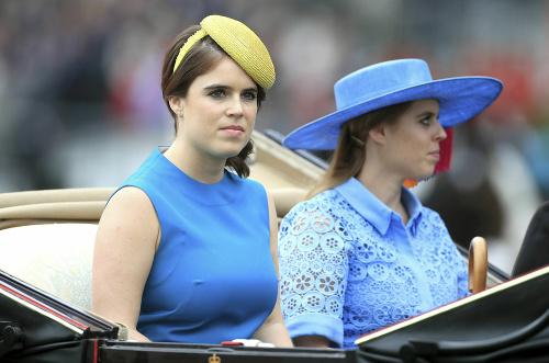 Princezná Eugenie a jej