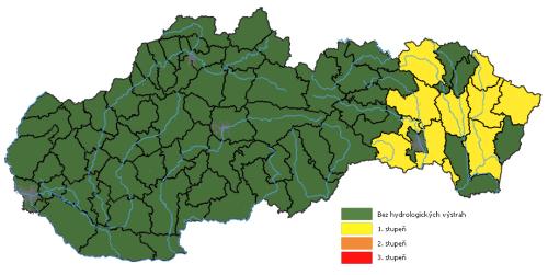 Slovensku hrozí pohroma! Búrky