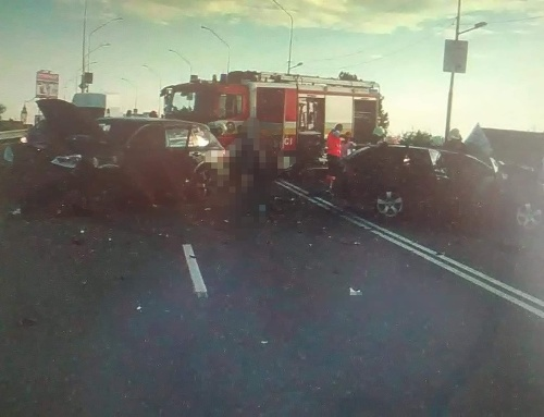 FOTO Vážna dopravná nehoda