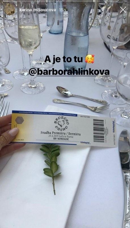 Pozvánky na svadbu Ďurovčíkovcov