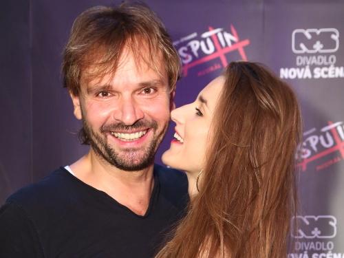 Ján Ďurovčík a Barbora