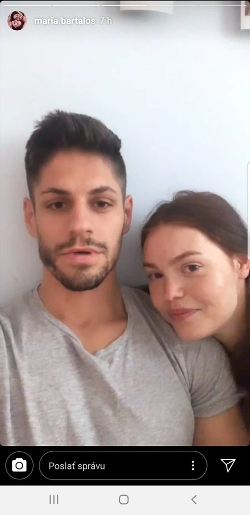 Mary Bartalos s manželom