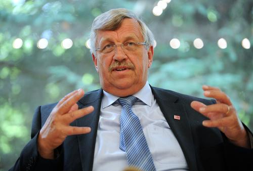 nemecký politik Walter Lübcke