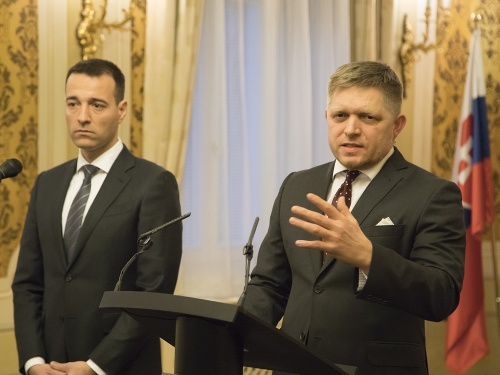 Tomáš Drucker a Robert