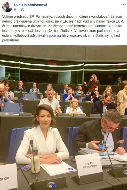 Europoslaneckí nováčikovia v Štrasburgu: