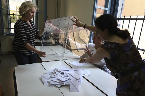 Predčasné parlamentné voľby v