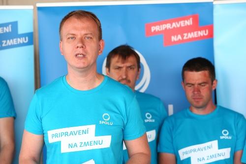 Strana SPOLU predstavila programové
