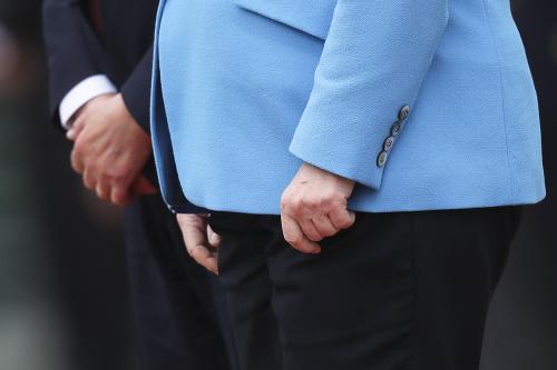 Angela Merkelová mala ďalší