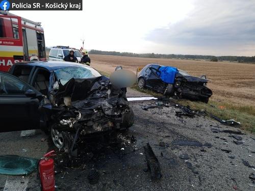 Hrozné následky nehody v