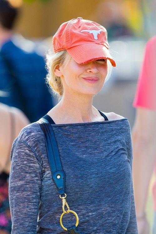 50-ročná Renée Zellweger vyzerá