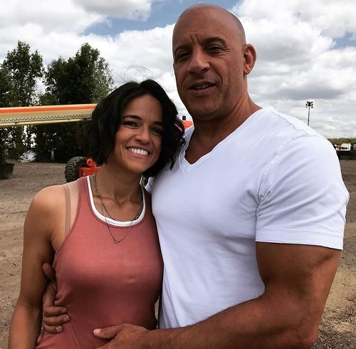 Hviezdny Vin Diesel: Najprv