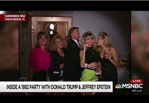 Zverejnili škandalózne VIDEO Trumpa