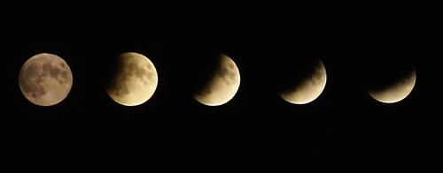 Zatmenie mesiaca v Banskej