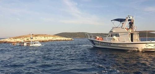 V Chorvátsku sa potopila