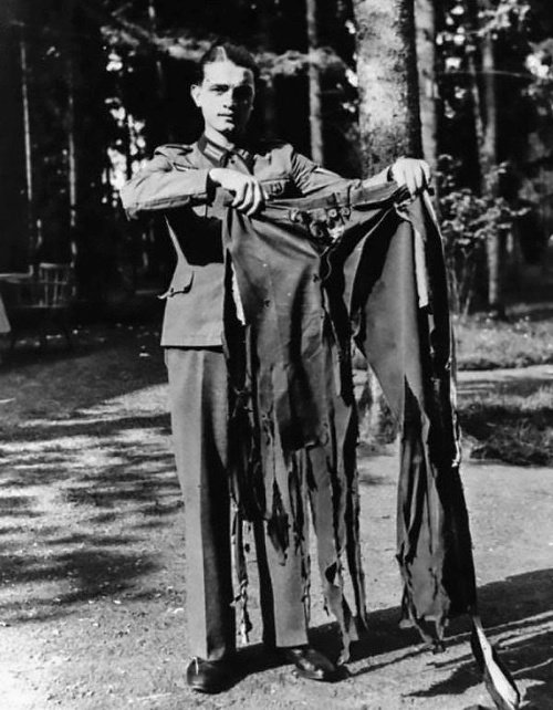 FOTO Hitler prežil atentát