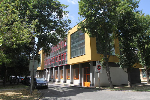 Centrála strany Smer