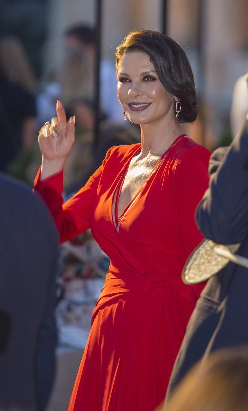 Catherine Zeta-Jones je stále