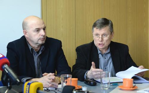 Predseda Rady odborov OZ