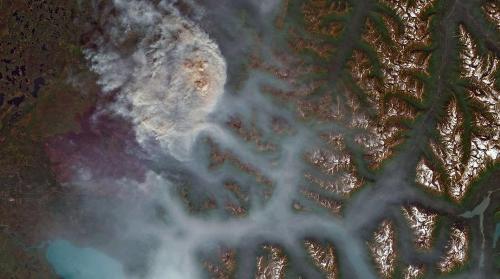 Obyvateľov Sibíri trápia rozsiahle