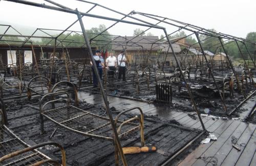 Tragédia! Obrovský požiar zasiahol
