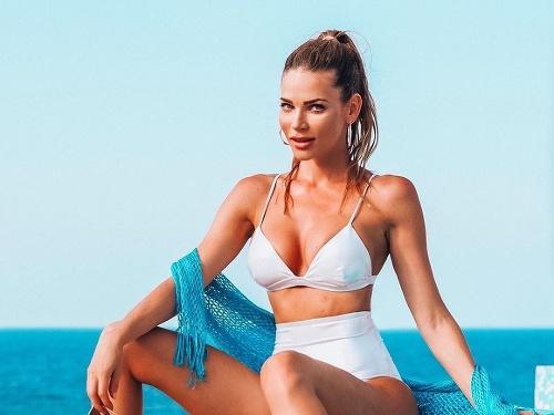 Modelka Andrea Verešová dokázala