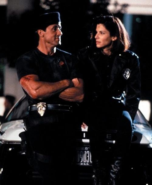 Sandra Bullock po boku