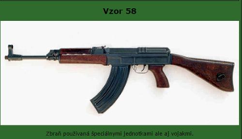 ČZ 58, kal. 7,62x39
