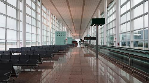 Letisko Barcelona