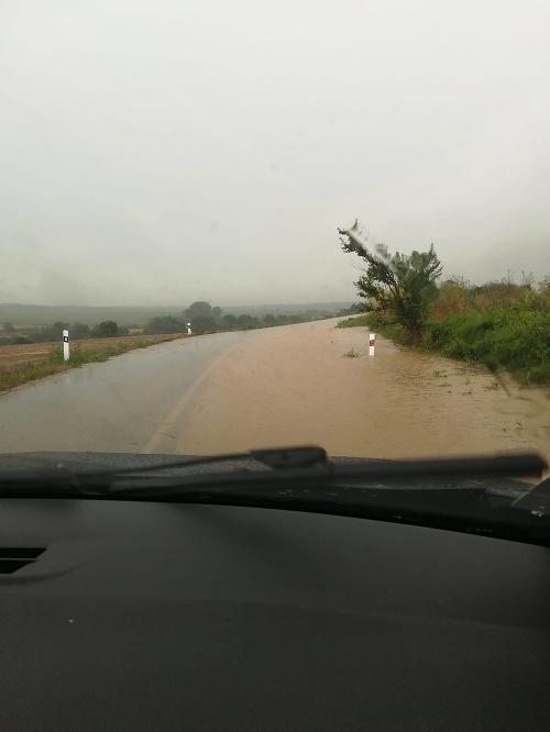 Intenzívne búrky na Slovensku: