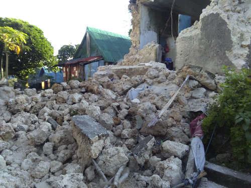 Filipíny potrápili zemetrasenia so