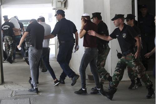 Cyprus prepustil sedem Izraelčanov