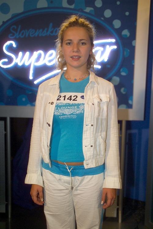 Katarína Svrčeková ako účastníčka