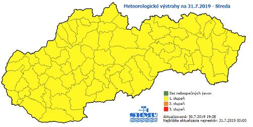 Búrky ešte neodišli: Meteorológovia