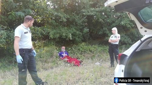 Policajti našli nezvestného pri