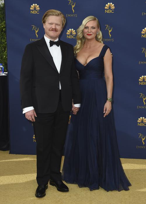 Kirsten Dunst so snúbencom