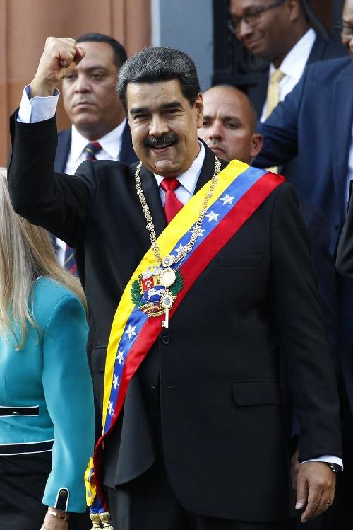 Nicólas Maduro