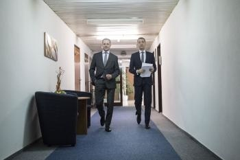 Tomáš Drucker a Tomáš