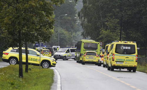 Polícia hodnotí útok na